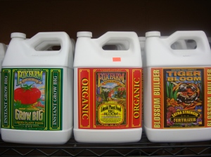 Fermetables sells organic gardening supplies for both hydroponics and conventional gardening.