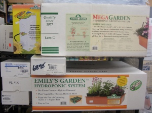 Fermentables sells supplies for hydroponics.