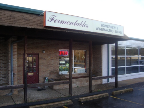Located in North Little Rcok, Fermentables has been supplying homebrewers and cheesemakers in central Arkansas since 1994.