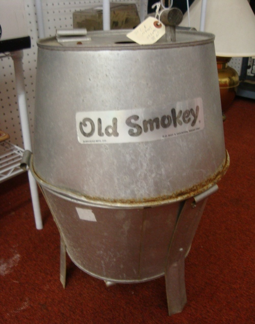 Need a smoker? Carrie's sells it for $7.