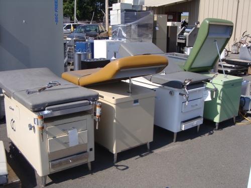 ... medical equipment ...